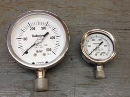 Budenberg Pressure Gauges
